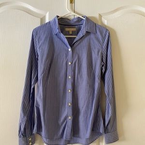 Banana Republic non-iron pin-stripper shirt